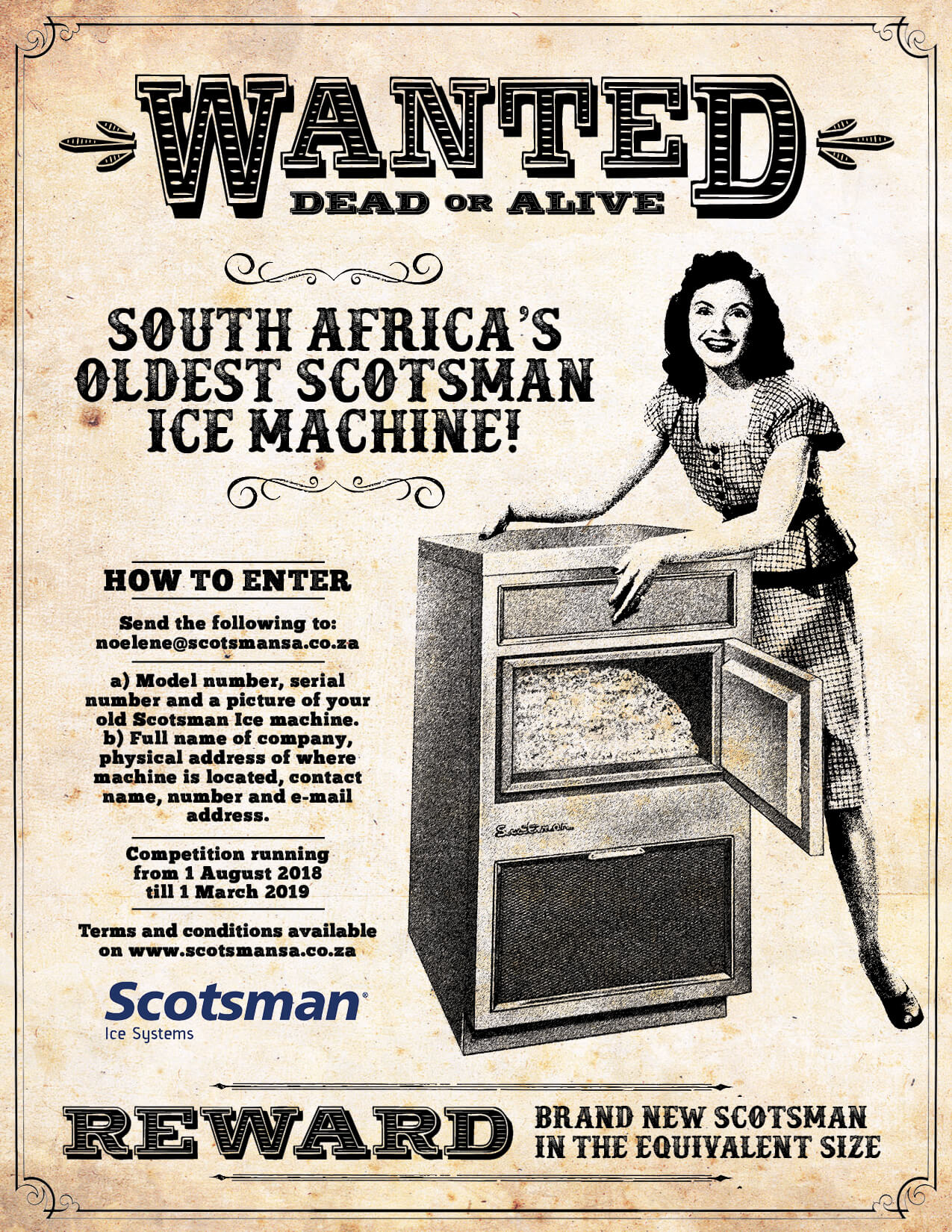 Scotsman Head Office South Africa Sole Importer Ice Systems Wiring Diagram Flake Machine